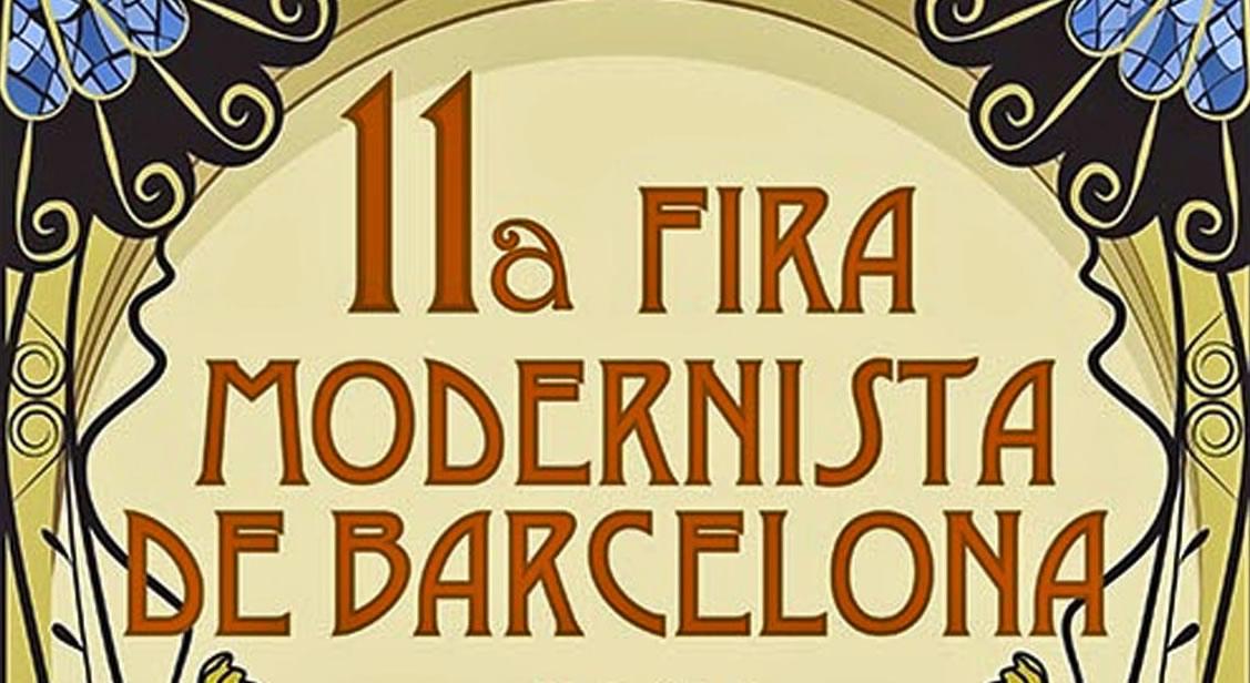 XI Fira Modernista de l'Eixample